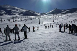 Skiing - Spain Away