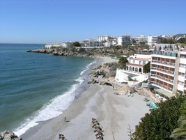 Nerja Beach Guide - Spain Away