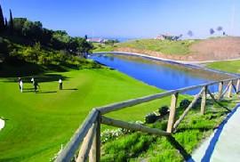 Golf courses near Nerja