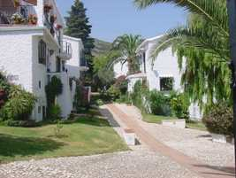 Areas of Nerja - Spain Away