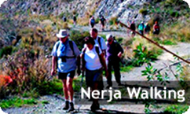 nerja walking